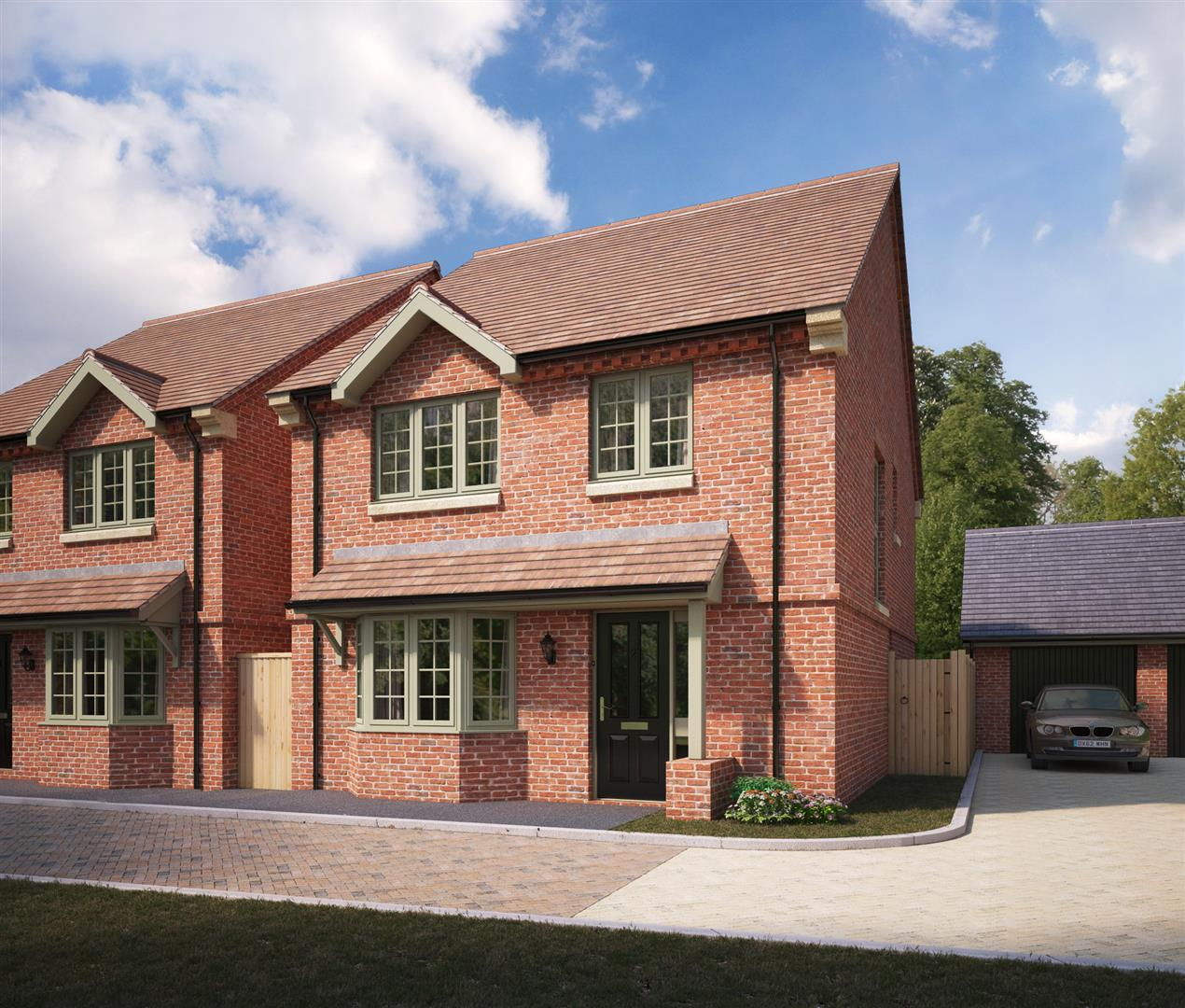 4 Bedrooms Detached House for sale in Sand Pit Road, Calne